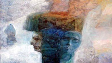 """""""اللوحة للفنان عدنان حميدة """""""