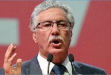 حمة الهمامي أمين عام حزب العمال التونسي